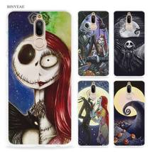 BINYEAE The Nightmare Before Christmas Hard Clear Case Cover for Huawei ... - $12.93