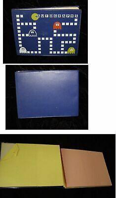 Pac Man Pacman Autograph Book