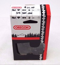 "Oregon .325"" Pitch .050"" Gauge 59 Link Chainsaw Chain (yb996a) - $14.50"