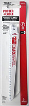 """Porter Cable 14045-5 Tiger Saw 6"""" x 5/8 TPI Reciprocating Saw Blades 5 Pack - $6.19"""