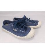 Keen US 5 UK 4 Denim Blue White Volcanized Vegan  Footwear Rubber Sole L... - $33.93
