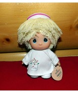 """Precious Moments Hi Babies 6"""" Blonde Doll Nurse in White Outfit with Cap  - $7.95"""