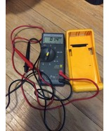 Fluke 77 Series ll (2) Multimeter with Protective Case and Leads Tested ... - $89.95