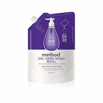Method Gel Hand Soap Refill, French Lavender, 34 Ounce - $10.83