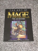 White Wolf - The Ascension Art of Mage - The Ascension - $15.14