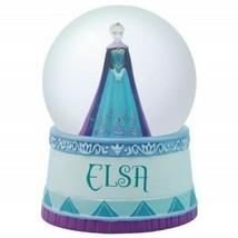 Walt Disney's Frozen Elsa Standing Figure 65mm Water Globe NEW BOXED - $30.95
