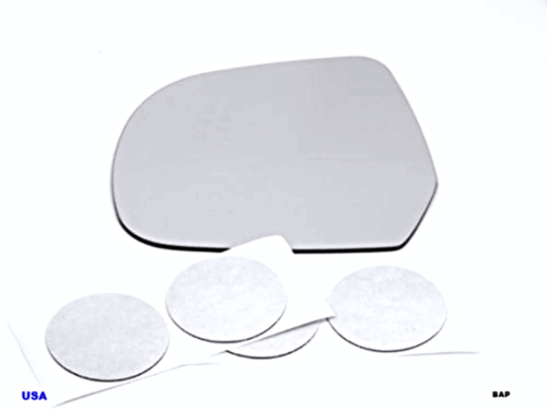 Primary image for Fits 11-17  Leaf Left Driver Side Heated Mirror Glass Lens w/Adhesive
