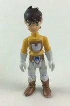 Ben 10 Benjamin Kirby Tennyson Armored Toy Action Figure 2007 Bandai CN - $16.88