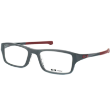 New Oakley OX8039-0349 Eyeglass Frames Chamfer Pavement 49 18 140 - $69.29