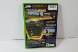 Links 2004 (Microsoft Xbox, 2003) - Complete w/ Game, Case & Manual - Tested image 2