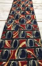 Extra Long Robert Talbott Studio Nordstrom Silk Tie - Hand-Sewn in USA - $19.75