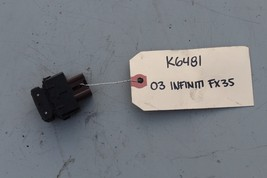 2003-2008 Infiniti FX35 Rh Passenger Heated Seat Switch Control K6481 - $39.19