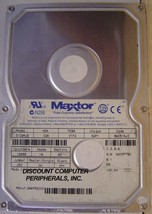 10.2GB 31024U2 3.5in IDE 40pin Hard Drive Maxtor Tested Good Our Drives Work