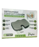 Aylio Deluxe Orthopedic Comfort Memory Foam Cushion for Tailbone Pressur... - $33.56