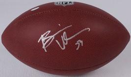 Brian Urlacher Signed Full Size NFL Football SCHWARTZ Bears - $210.36