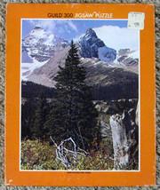 Guild Banff National Park Canada 300+ Piece Jigsaw Puzzle # B4425 USA - $2.50