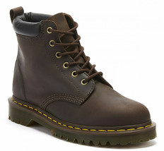 Unisex Dr. Martens 939 6 Eye Padded Collar Boot - Gaucho, Womens US 6/UK 4 - $159.99