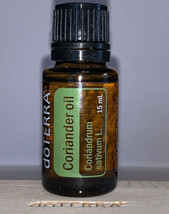 doTERRA Coriander Oil 15 ml New and Sealed Exp 2024/07 - $19.50