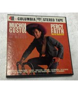 "7"" Reel Mucho Gusto! Percy Faith and His Orchestra - $9.97"