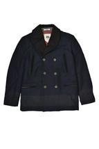 Gilded Age Mens GA4094HK Coat Relaxed Dark Navy Blue Size M - $181.96
