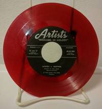 Lowell J. Leistner Stand Up For Jesus, Artists AR-45-1464, Rare Gospel F/G+ - $18.76