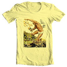 Amazing Colossal Man T-shirt vintage science fiction movie cotton tee image 2