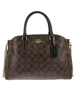 NWT COACH SAGE Carryall Shoulder Bag Handbag Crossbody Signature Tote F29683 - $186.00