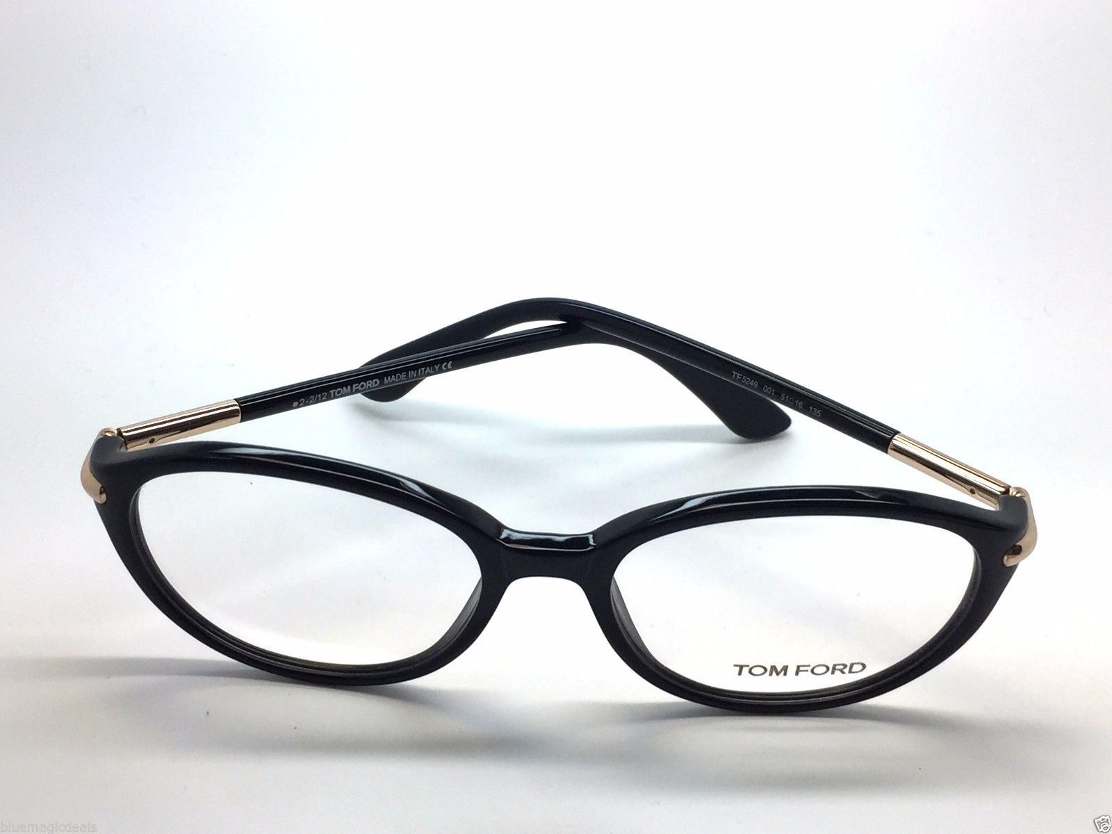 5d8511446a NEW Authentic Tom Ford Glossy Black and 50 similar items. S l1600