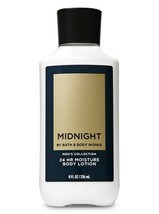 Midnight Men's Collection Bath & Body Works Body Lotion 8 OZ/236g - $8.34