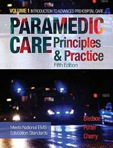 Paramedic Care: Principles & Practice, Volume 1 (5th Edition) [Hardcover... - $79.44