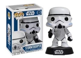Funko POP! Star Wars Rouge One Storm Trooper 05 Vinyl Figure Free Shipping - ₨1,118.54 INR