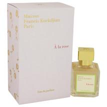 A La Rose By Maison Francis Kurkdjian Eau De Parfum Spray 2.4 Oz For Women - $212.16
