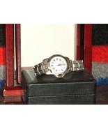 Pre-Owned Men's Watch-IT Silver Tone Date Quart... - $7.92