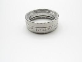 Vintage Tiffen Series #5 - Metal Screw-In Adapter Ring for Bolex - Clean Cond. - $4.00