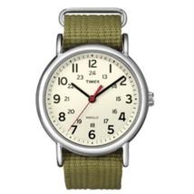 Timex Weekender Slip-Thru Watch - Olive Green - $48.35