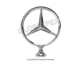 MERCEDES 190/D 200/D 220/S/SE 230/S (1956-1968) Hood Star GENUINE + Warr... - $55.85