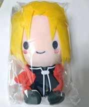 Fullmetal Alchemist Plush Doll Edward Elric Sanrio Collaboration Anime F/S - $85.13