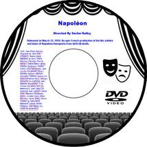 Napoleon 1955 DVD Film Drama Sacha Guitry Jean-Pierre Aumont Regnault de... - $3.99