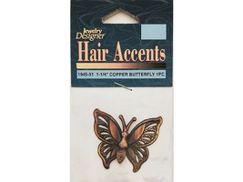 Darice Jewelry Designer Air Accents Butterfly Charm #1945-51