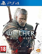 The Witcher 3: Wild Hunt - PlayStation 4 [video game] - $28.04