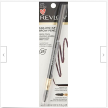 Revlon ColorStay Brow Pencil - #210 Soft Brown Free Fast Shipping New - $8.90