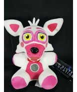 """Five Nights AT Freddy's FNAF White Foxy Horror Game Plush Doll Funco 8"""" New - $9.89"""