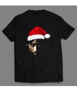 TUPAC 2PAC HIPHOP UGLY CHRISTMAS MASHUP XMAS OLDSKOOL T-Shirt QUALITY - $24.74+