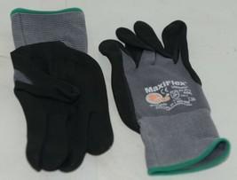 ATG MaxiFlex Ultimate 34 847 M Light Weight Polyurethane Coated Gloves 12 Pair image 2