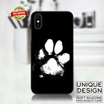 Dog Paw Dog Lover Phone Case Samsung Galaxy S10 S9 Huawei iPhone Case Gi... - £8.26 GBP