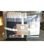 Pottery Barn Teen MAJOR LEAGUE BASEBALL Twin MLB Quilt NEW IN PACKAGING ... - $149.99