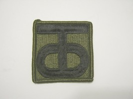90th Army Reserve Command Patch Ssi SUBDUED:FA12 - $2.50