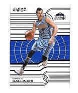 2015-16 Danilo Gallinari Panini Clear Vision Blue /149 - Denver Nuggets - $1.19