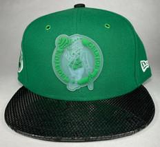 New Era NBA Boston Celtics On Court AS18 Snapback Hat, New, Rare - $29.69