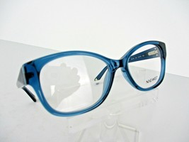 Nine West NW 5104(424) Crystal Blue 51 x 16 135 mm Eyeglass Frame - $51.96